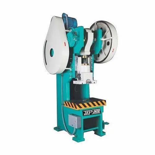 C Type Fix Body Power Press Machine