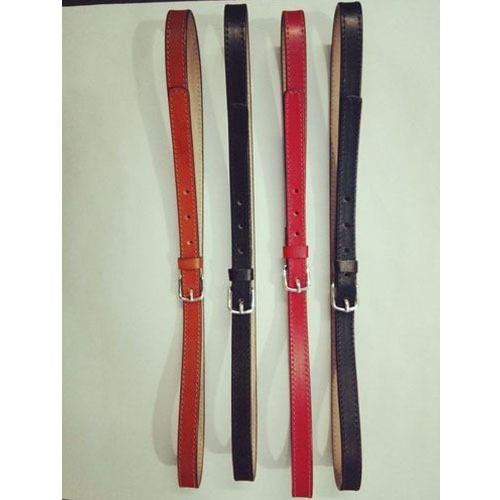 Plain Ladies Fashion Leather Belt