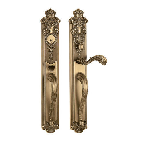 Stainless Steel Classic Style Entrance Door Handles