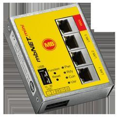 MB Connect Line Remote Monitoring Solution