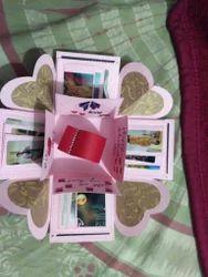 Printed Love Card