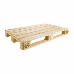 EPAL Wooden Pallet, Dimension/Size: 1200x800x144mm
