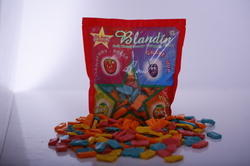 Blandin Fruit Toffees, Packaging: Bag