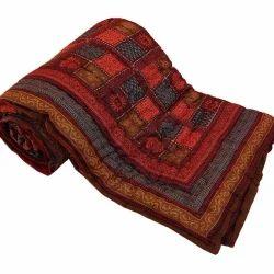 Jaipuri Bed Quilt