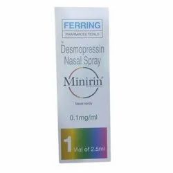 Minirin (Nasal Spray)