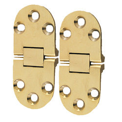 Brass Table Hinge, Size: 3 inch