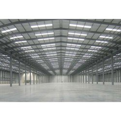 Steel Industrial Heavy Sheds
