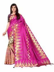 273 Trendy Handloom Silk Saree