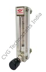 Low Flow Rotameter For Gas Industry