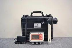 Wireless Wind Speed Warning & Control Alarm System