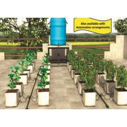 Driptech Plastic Garden Irrigation System Kit