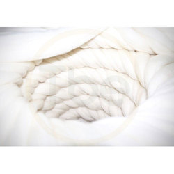 White/ Dyed TIRUPATI SuperWash Wool Yarn