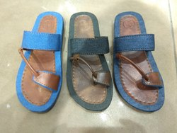 Men Open Toe Mens fashion designer Slipper, Size: 6,7,8,9
