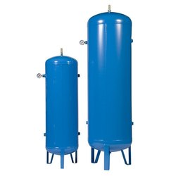Vertical & Horizontal Air Receivers Storage Tanks