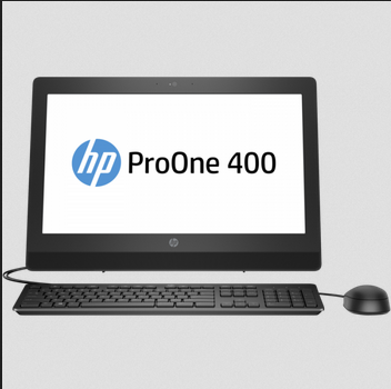 Black Hp Proone 400 G3 20 Inch Non Touch All In One Pc