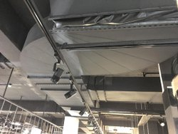 Ducting For Showroom