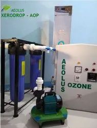 Small Capacity ETP/STP with Advance Oxidation Process
