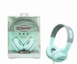 Troops Tp-7042 High Fidelity Bass Headphone