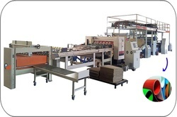 3 Ply Automatic Corrugated Board Making Plant