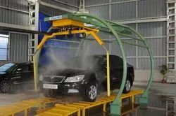 FAS Automatic Touchless Car Wash Machine