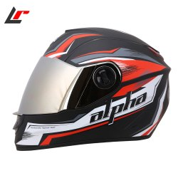 Alpha Full Face Graphics Helmet