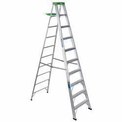 Aluminum Flat Step Ladders