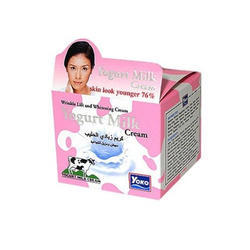 Yoko Yogurt Milk Face Whitening Cream Remove Blemishes