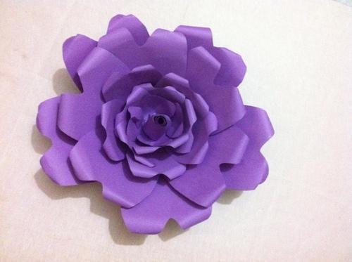 Handmade Paper Flowers - various colors/designs/sizes