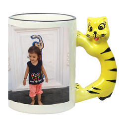 Sublimation Mug (Mug Animal)