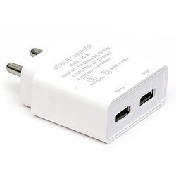 White ERD Mobile Charger