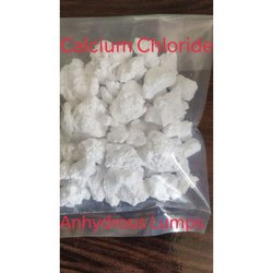 Anhydrous Calcium Chloride Lump