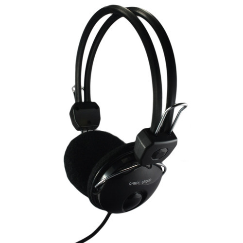 Quantum Black Micro Head Phones