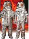 Aluminized Kevlar Fire Proximity Suit