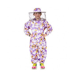 Printed Bee Safety Suit
