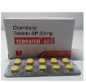 Generic Clomid Terpafen 50mg