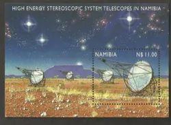 Hess Telescope Space