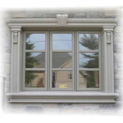 Glass Reinforced Concrete GRC Window Frame Molding