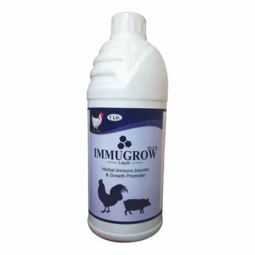Immugrow Plus Herbal Immuno Booster And Growth Promoter