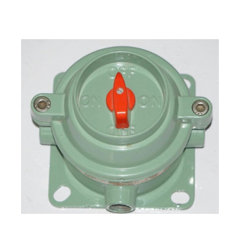 Flameproof Rotary Switch Manufacturer From Mumbai