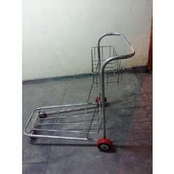 Luggage Handling Airport Trolley