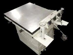 Vacuum Table Machine