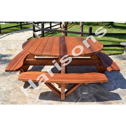 Wooden Picnic Table Manufacturers Suppliers In India - Picnic table manufacturers