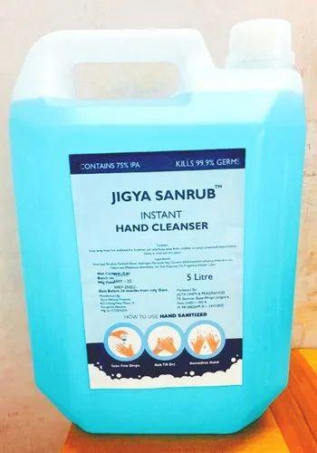 HAND  CLEANSER SANITIZER
