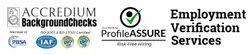 Accredium Background Checks Employment Verification Services, 8