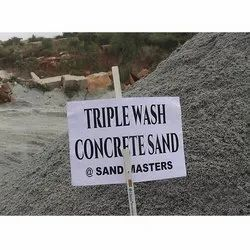 Triple Wash Concrete M Sand