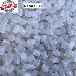 Natural LD Plastic Granules, Packaging Type: Bag, Packaging Size: 25 Kg