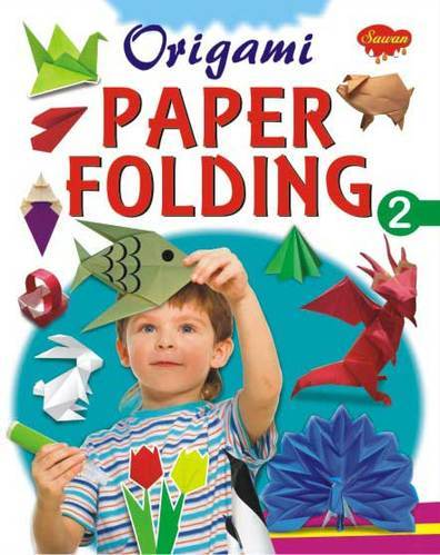 How to make pinwheels with paper folding origami   499x396