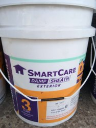 High Gloss Water Based Paint Smart Care Damp Sheth Exterior, Packaging Type: Bucket, Packaging Size: 20 Litre