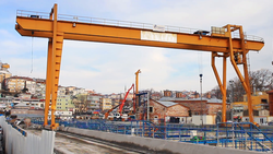 Gantry Double Beam Crane