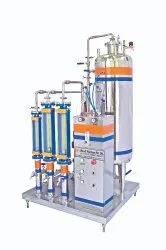 Carbonated Premix Plant